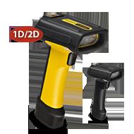 Сканер штрих-кода Datalogic PowerScan 7000 2D RS232