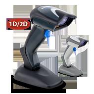 Сканер штрих-кода Datalogic Gryphon I GD4400-B 2D